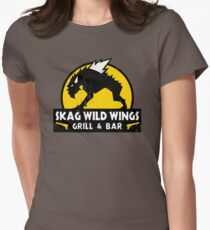 Skag Wild Wings Women's Fitted T-Shirt