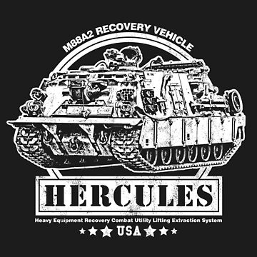 M88 Hercules Armoured Recovery Vehicle by RycoTokyo81