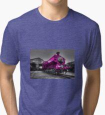 The Pink Pannier Tri-blend T-Shirt