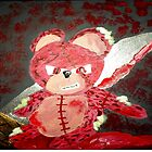 FEAR TEDDY by StuartBoyd