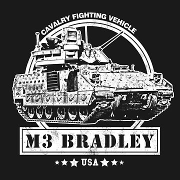 M3 Bradley Cavalry Fighting Vehicle by RycoTokyo81
