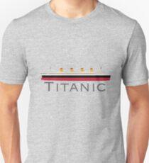 Titanic Graphic Unisex T-Shirt