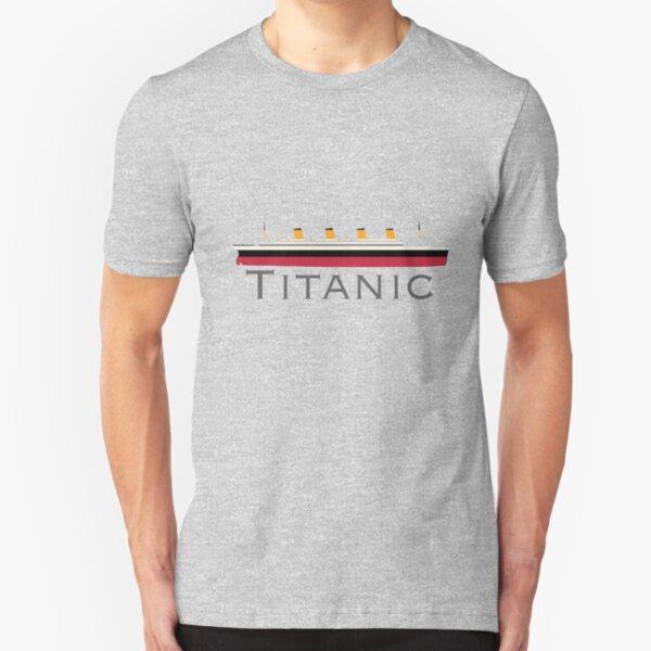 Titanic Graphic Slim Fit T-Shirt