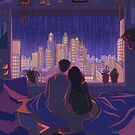 city nights by mienar