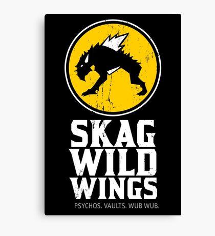 Skag Wild Wings (alternate) Canvas Print
