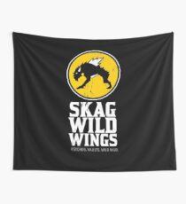 Skag Wild Wings (alternate) Wall Tapestry