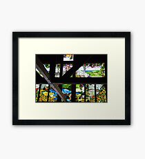 Tasting Room Framed Print