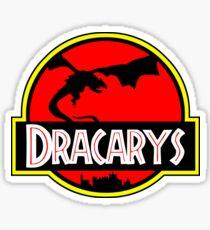 Jurassic Dracarys Sticker