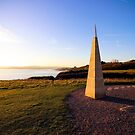 Orcombe Point, Exmouth by Leon Woods