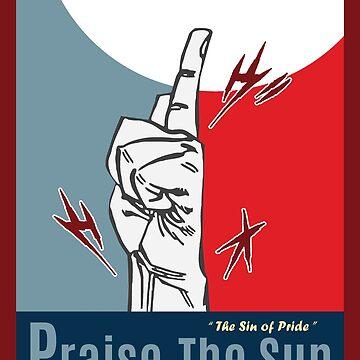 Praise The Sun 2ND by reuk45
