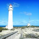 Portland Lighthouse , Vic, Australia by EdsMum