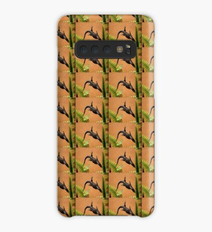 African Striped Skink (Trachylepsis striata) Case/Skin for Samsung Galaxy