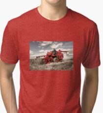 The Red Combine Tri-blend T-Shirt