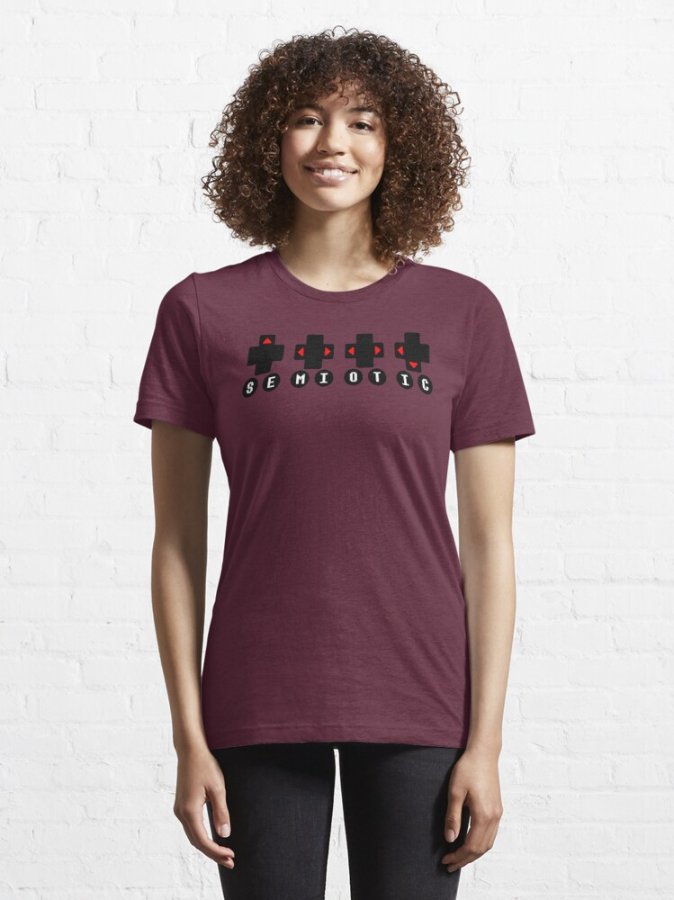 Alternate view of Loss - Semiotics Essential T-Shirt
