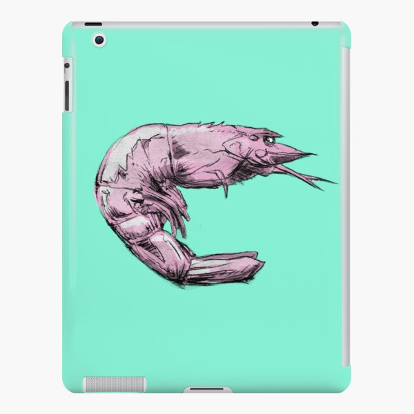 Prawn iPad Snap Case
