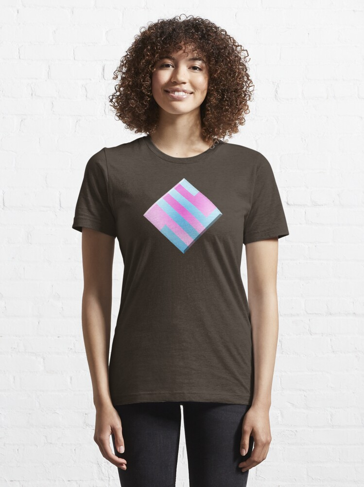Alternate view of Loss - Hail Cube Essential T-Shirt