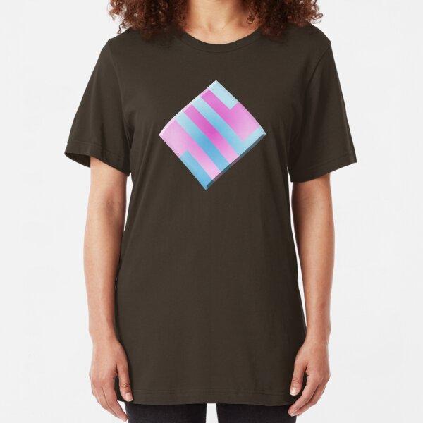 Loss - Hail Cube Slim Fit T-Shirt