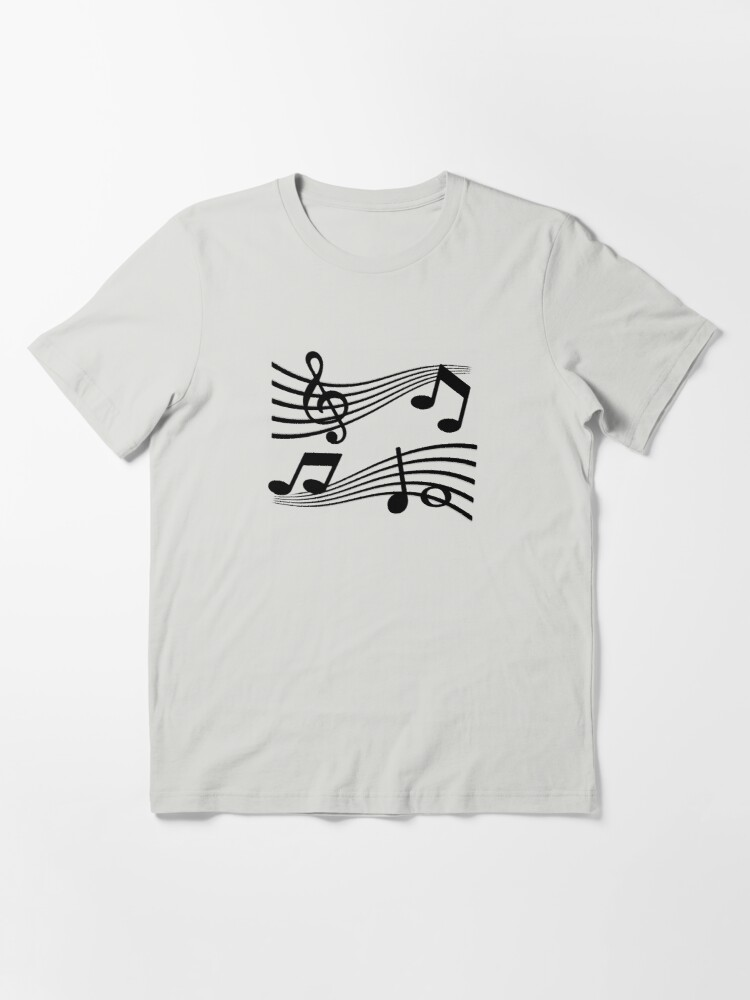 Alternate view of Loss - Music Essential T-Shirt