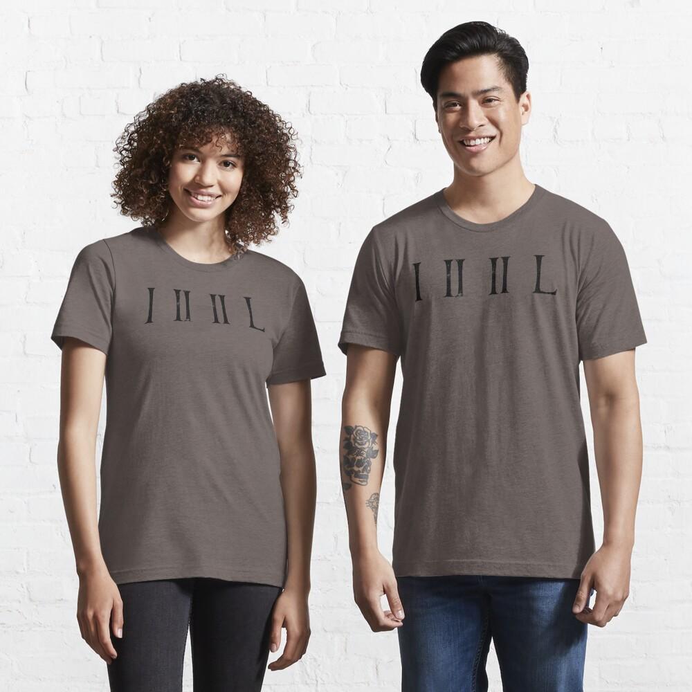 Loss - Numerals Essential T-Shirt