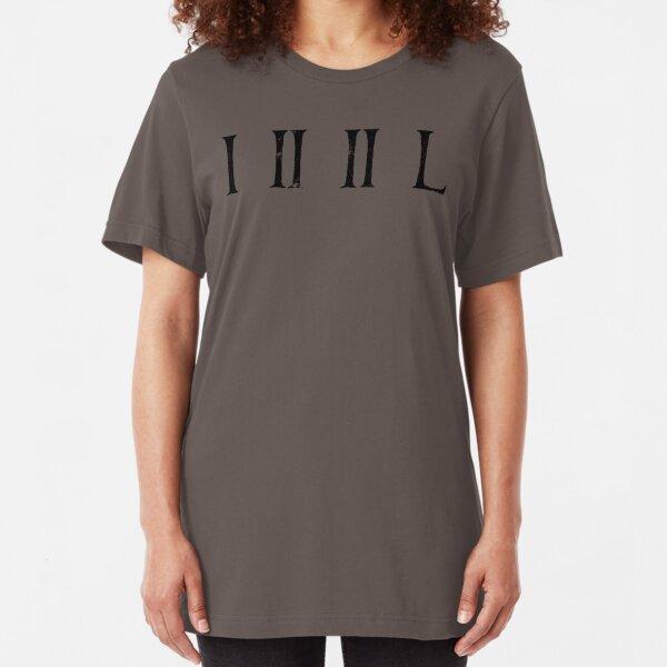 Loss - Numerals Slim Fit T-Shirt