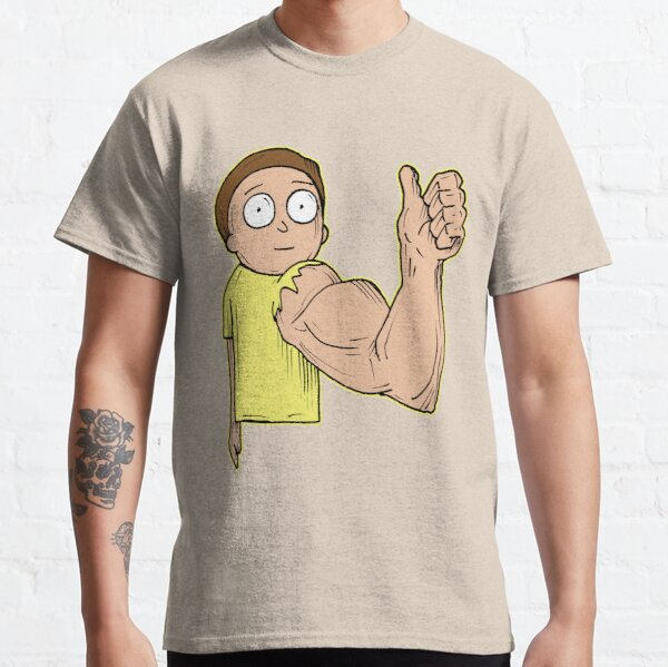 Armothy / Morty and His Strong, Muscly Sentient Arm from Rick and Morty™ Classic T-Shirt