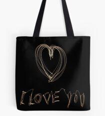 A Light Heart Tote Bag
