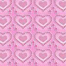 Flower Hearts by Hiirikki