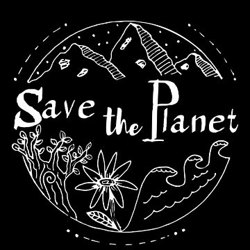save the planet #1 by FandomizedRose