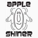 Apple shiner - Menfolk series by gnubier