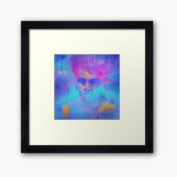 """""""It's Me"""" Framed Art Print"""