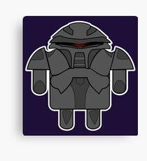 DroidArmy: Cylon Canvas Print