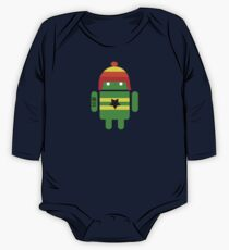 Droidarmy: Browncoat One Piece - Long Sleeve