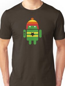 Droidarmy: Browncoat Unisex T-Shirt