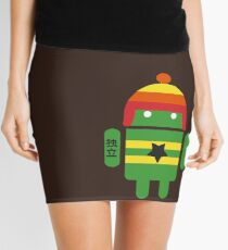 Droidarmy: Browncoat Mini Skirt