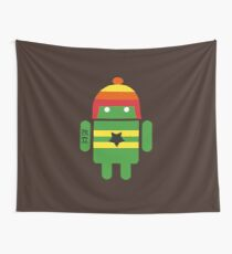 Droidarmy: Browncoat Wall Tapestry