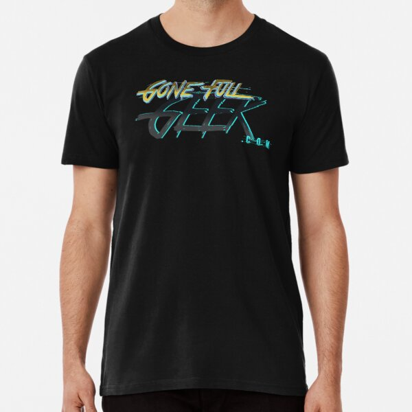 GoneFullGeek Cyber GFG Punk Premium T-Shirt