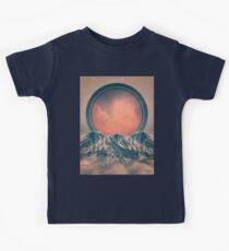 Rise Again (Solar Eclipse) Kids Tee