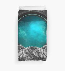 To Fade Away (Lunar Eclipse) Duvet Cover