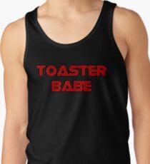 Toaster Babe Tank Top