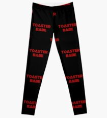 Toaster Babe Leggings