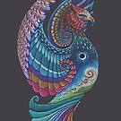 Hawk Totem by Jezhawk