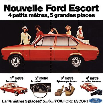 FORD ESCORT by ThrowbackMotors