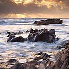 Gold Dollar (Dollar Cove, Cornwall) by Andrew Hocking