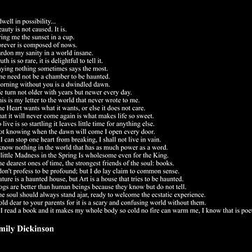 Emily Dickinson Quotes by qqqueiru