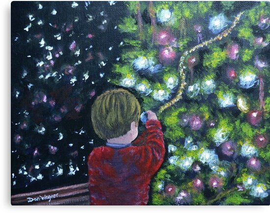 Christmas  wonder by Dan Wagner