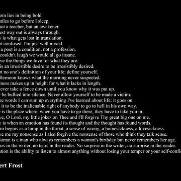 Robert Frost Quotes by qqqueiru