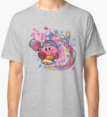 Kirby is a true artist Classic T-Shirt