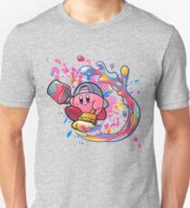 Kirby is a true artist Unisex T-Shirt