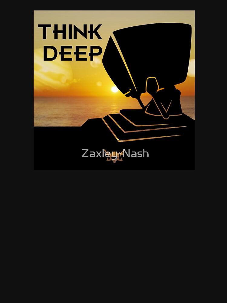 Think Deep by Zaxley-Nash