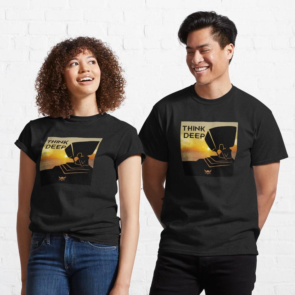 Think Deep Classic T-Shirt